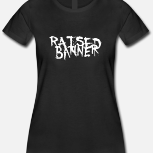 Female Shirt Raised Banner