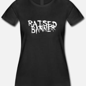 Female Shirt Raised Banner